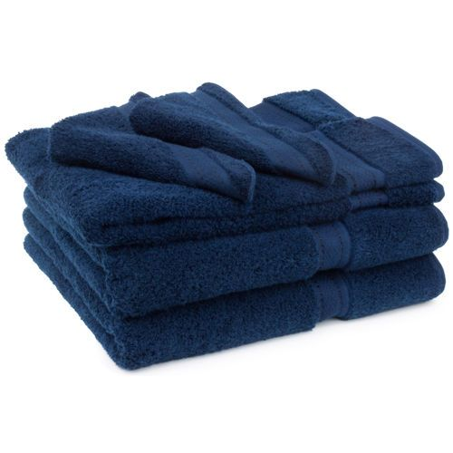 Grand Egyptian 6 Piece Bath Towel Set 38 99 Quantity 1