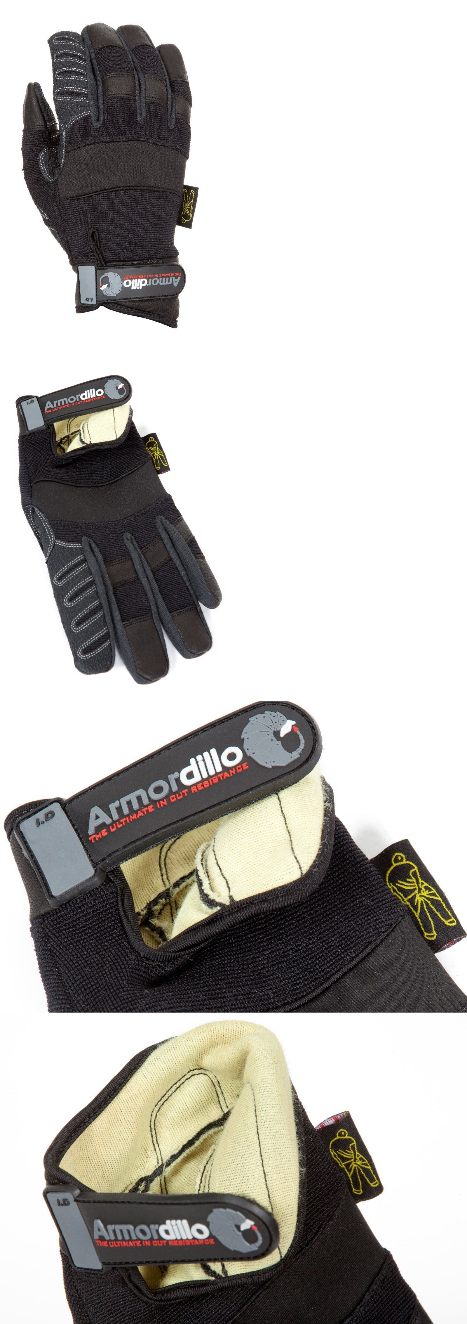 Dirty Rigger Armordillo Cut Resistant Glove Work Theater Shop Club Sheet Metal