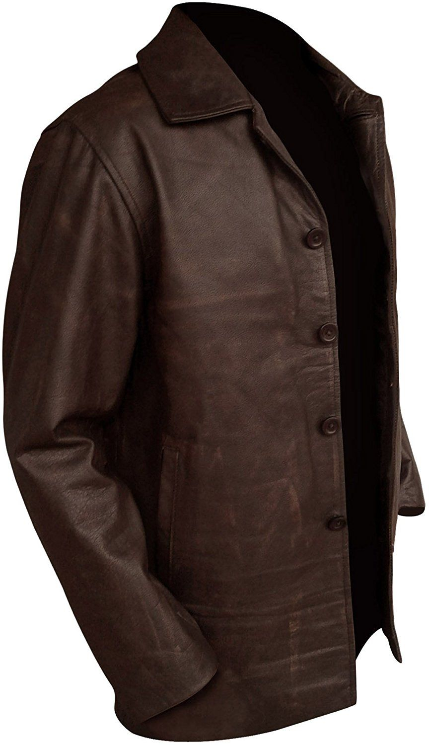 Supernatural Dean Winchester Jacket Distressed Real Leather Best Price Offer At Amazon Men S Clothing Store Jackets Real Leather Jacket Brown Jacket [ 1500 x 864 Pixel ]