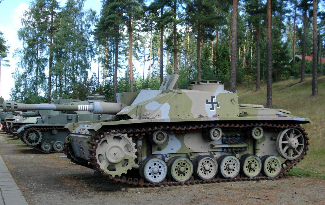 Tank Museum in Parola, Finland 32