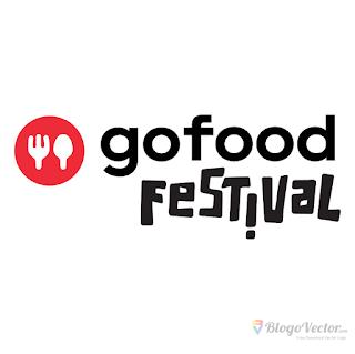 Gofood Festival Logo Vector Cdr Vector Logo Festival Logo Logos