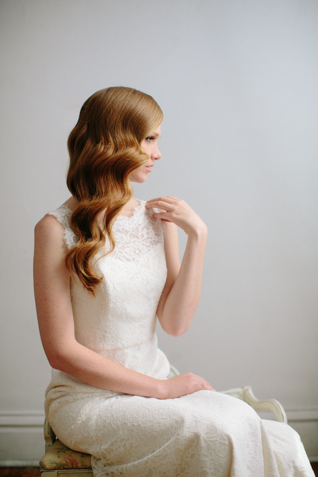 Bridal Hair How to by Heather Chapman, Hollywood Glamour | Hair ...