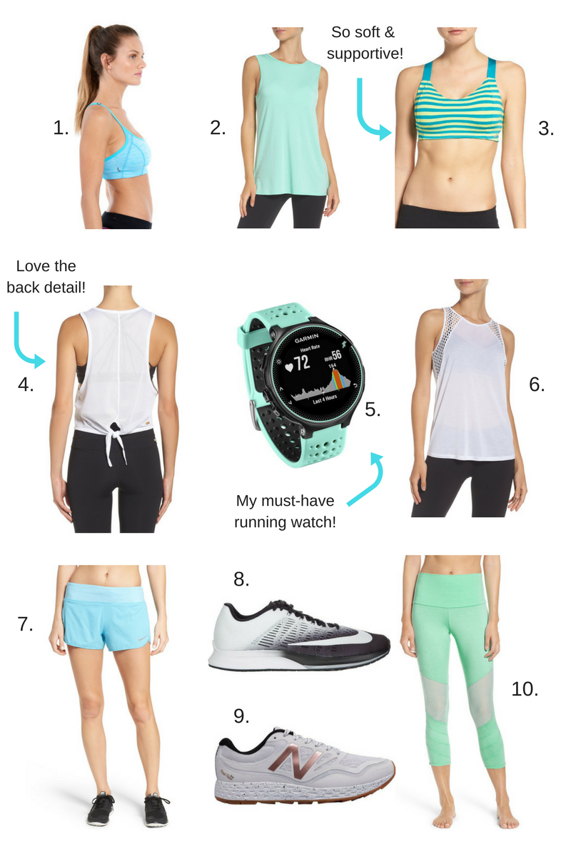 886ae1c5901c My must-have cute summer workout gear - A Foodie Stays Fit  summerworkout   workoutclothes