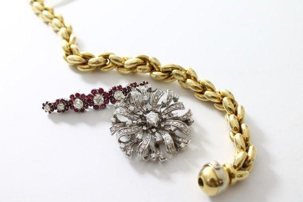 Schmuck Goldschmuck Armband Kette Brosche Brillanten Gold Weissgold Gelbgold https://www.ipfand.de/schmuck