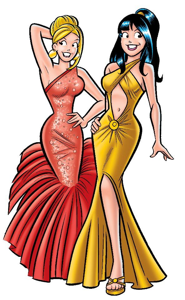 Betty And Veronica Go To The Oscars Betty And Veronica Archie Comics Veronica Archie Comics Betty