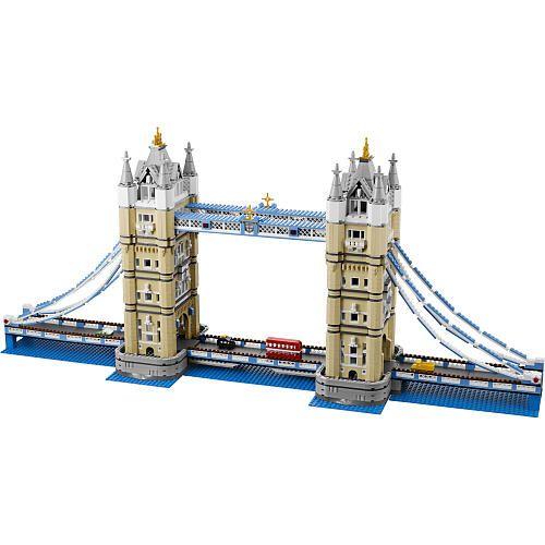 BRAND NEW /& FACTORY SEALED LEGO Creator Tower Bridge 10214