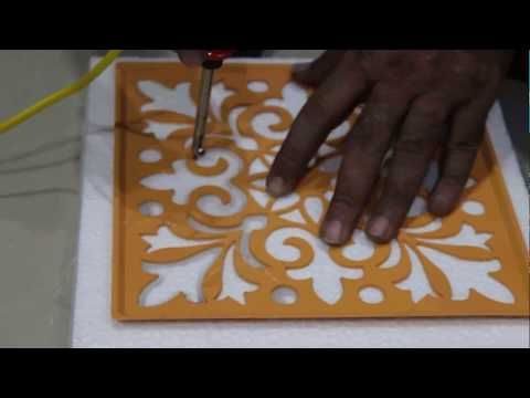 Decoration Ideas In thermocol