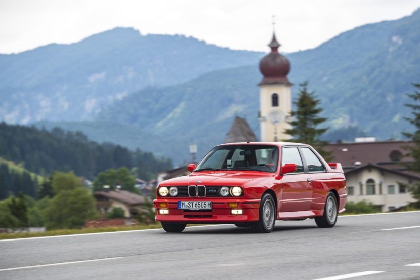 VIDEO: Check out this Short Film Featuring the BMW E30 M3
