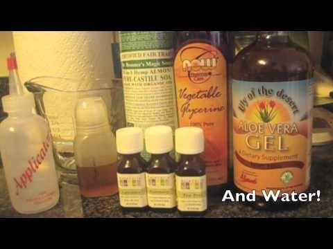 4b 4c Natural Hair My Homemade Super Moisturizing Shampoo