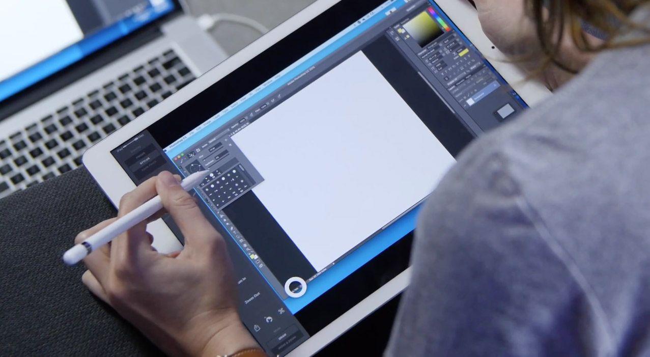 Utilizar El Ipad Pro Con Adobe Photoshop Gracias A Astropad Ipad Tablet Electronic Products