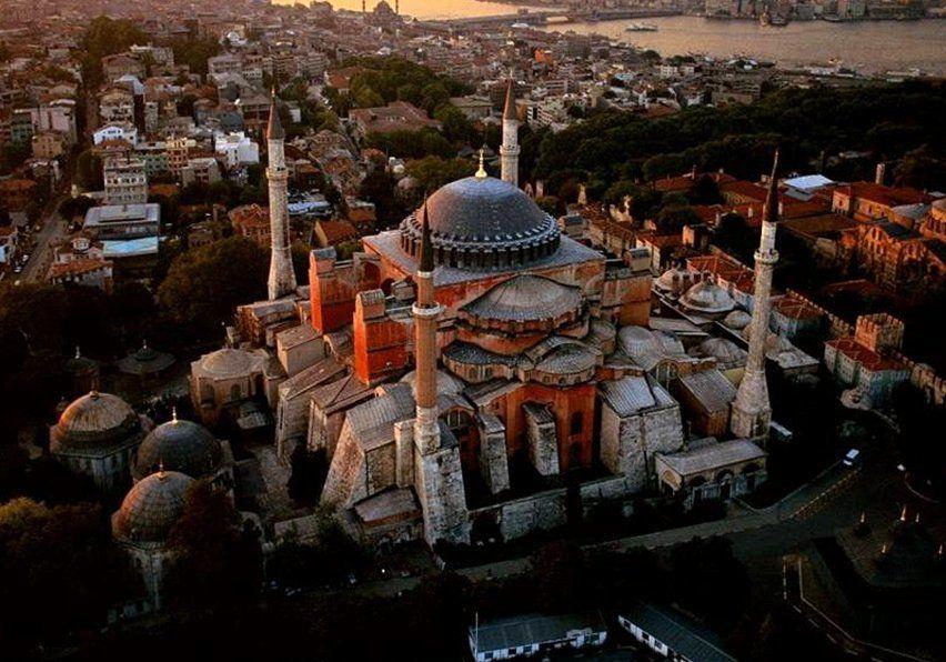 Αγία Σοφία Κωνσταντινούπολης - Ντοκιμαντέρ
