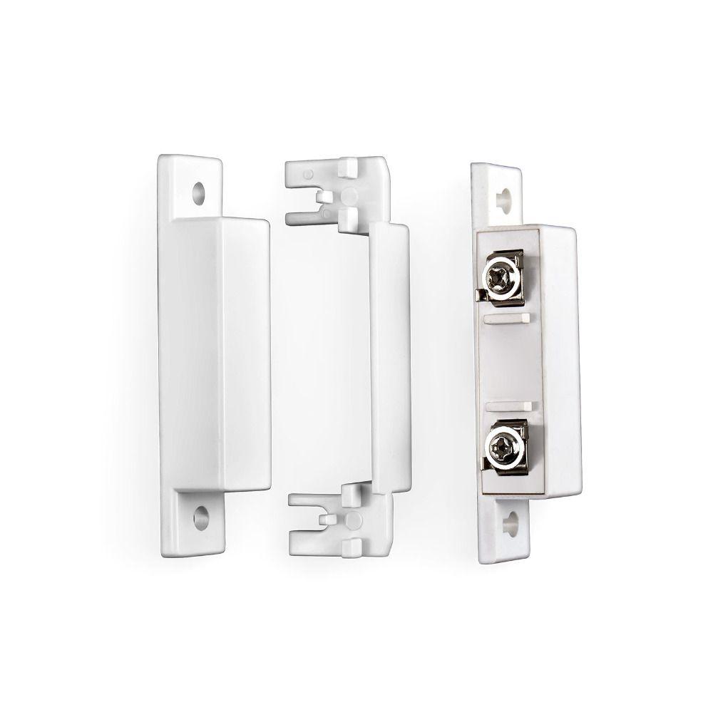 2pcs/lot White Wired Door Sensors Personal Alarm Gap Door Window Sensor Magnetic Security Switch  sc 1 st  Pinterest & 2pcs/lot White Wired Door Sensors Personal Alarm Gap Door Window ... pezcame.com