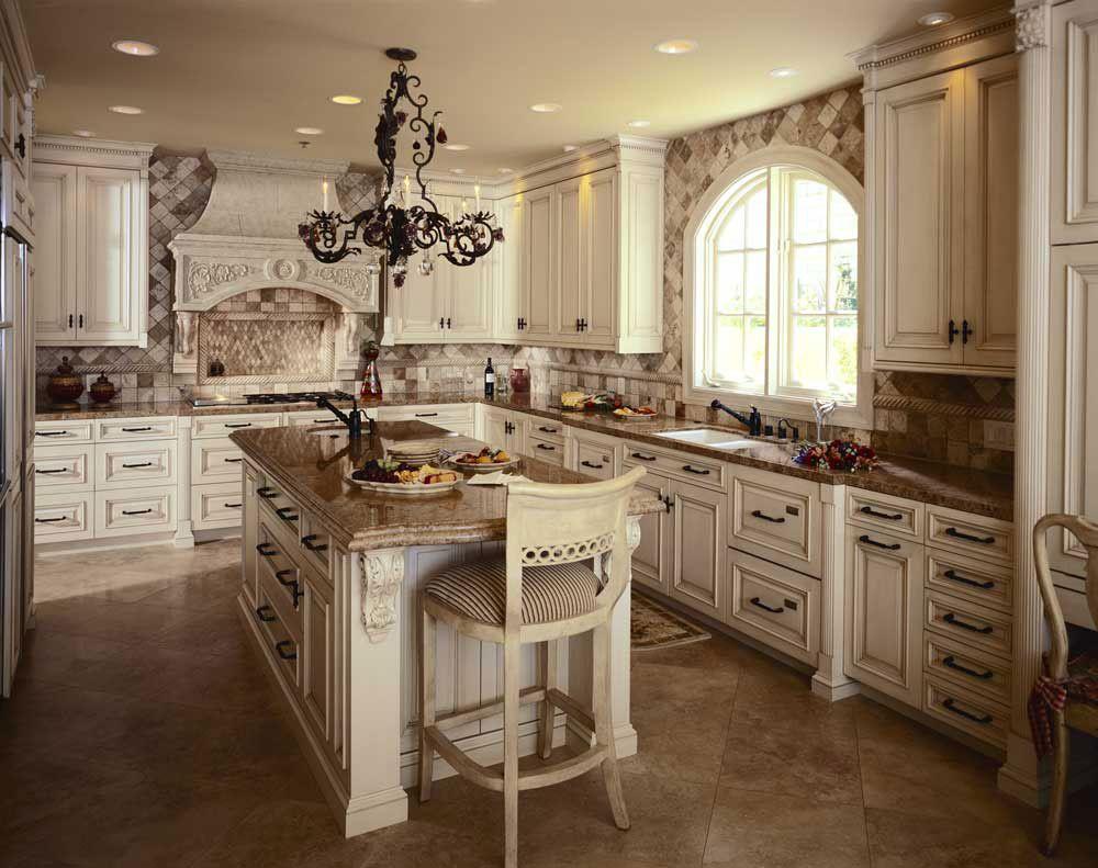 Traditional Kitchen Interior Design Ideas   Toskana küche, Küchen ...