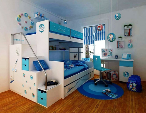 A Fun Filled And Cool Simple Kids Room Design For Boys Childrens