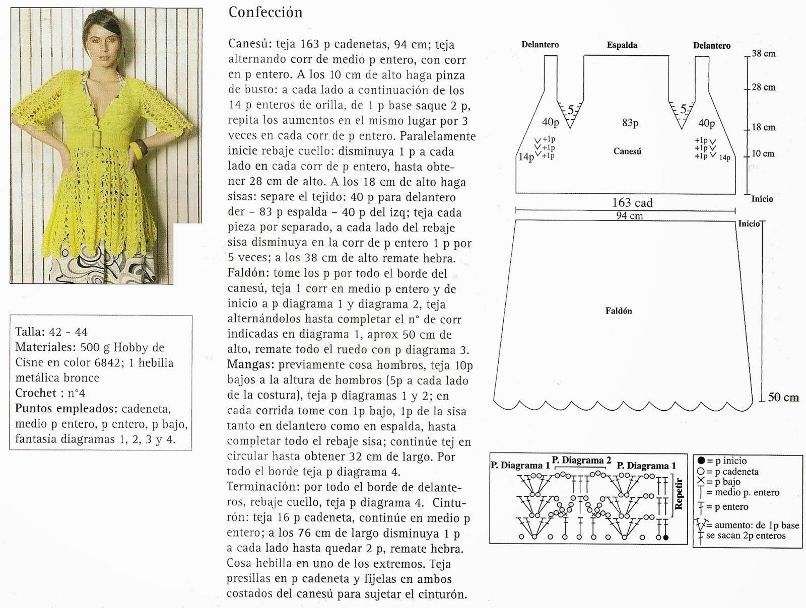 Hermosa Patrón Chaqueta Crochet Adorno - Coser Ideas Para Vender ...