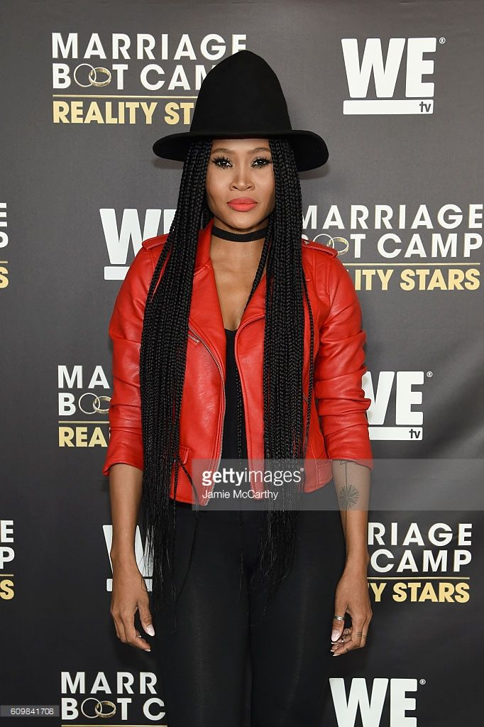 Margeaux Simms attends The Season 6 Premiere of Marriage Boot Camp Reality Stars at Up & Down on September 22, 2016 in New York City.