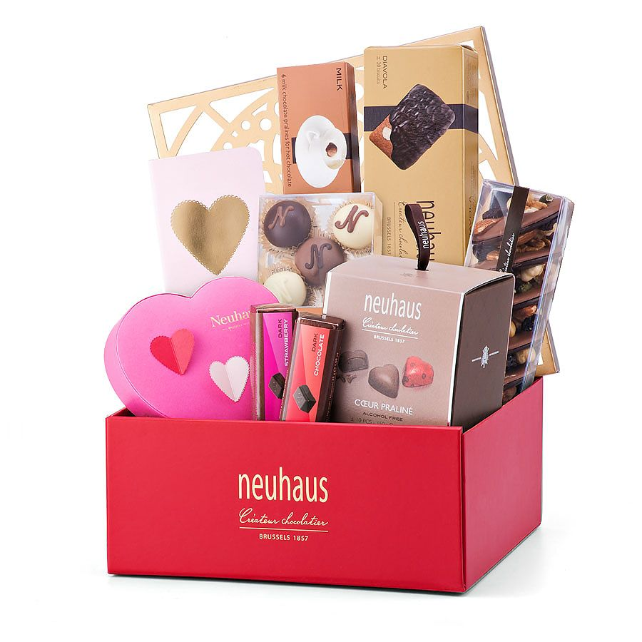 The Neuhaus Deluxe Valentine Gift Box Is The Perfect