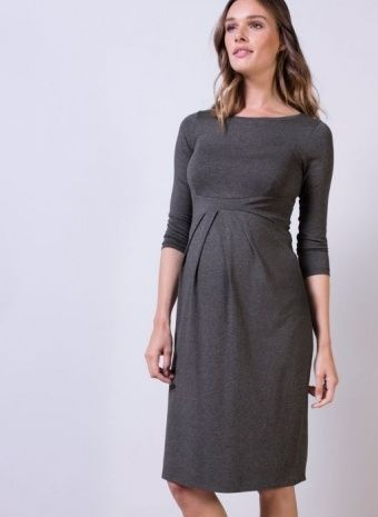 15eb5847b6d2c Maternity Dress For Office Wear | Pregnancy meals | Maternity work ...