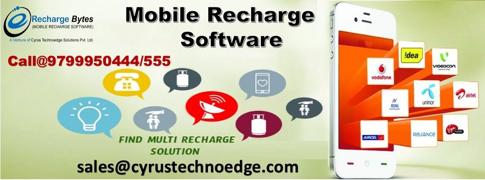 Cyrus Recharge is the online Mobile Recharge development