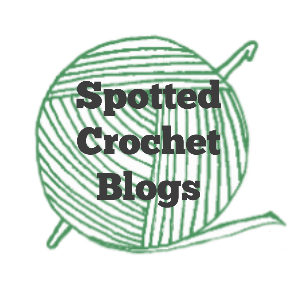 spotted crochet bloggers cover