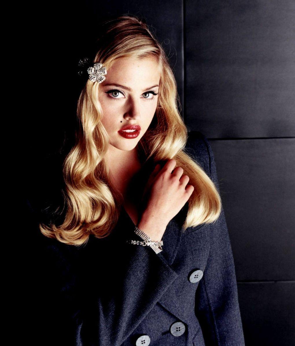 Estella, Hollywood Glamour, Old
