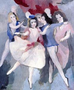 Dancers Marie Laurencin The Athenaeum Avec Images Art