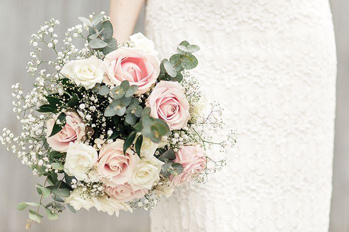 Classic Bride #bridesmaidbouquets