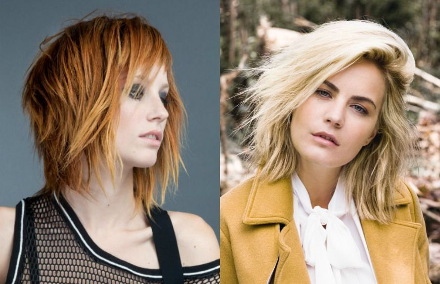 30 Modele De Tunsori Par Mediu La Moda Hairstyle Hair Hair