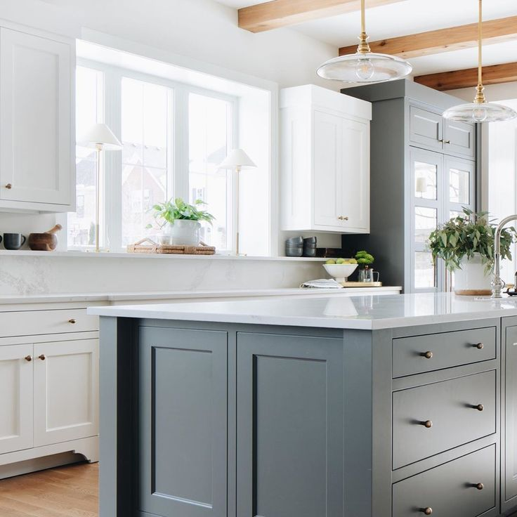 Grey Blue Paint Colors: Ideas for a Tranquil Mood - Hello Lovely