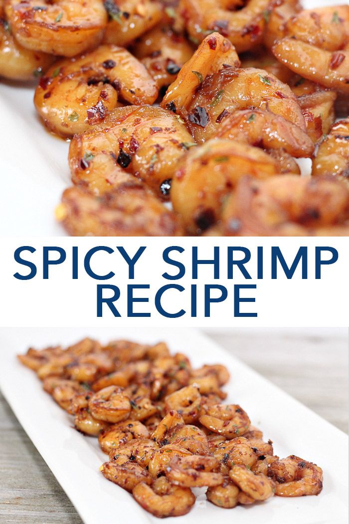Spicy Shrimp Recipe: A Healthy Alternative images