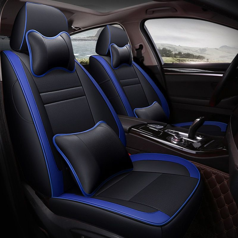 Dacia Duster 2013-2018 Tailored Waterproof Front /& Rear Black Seat Covers