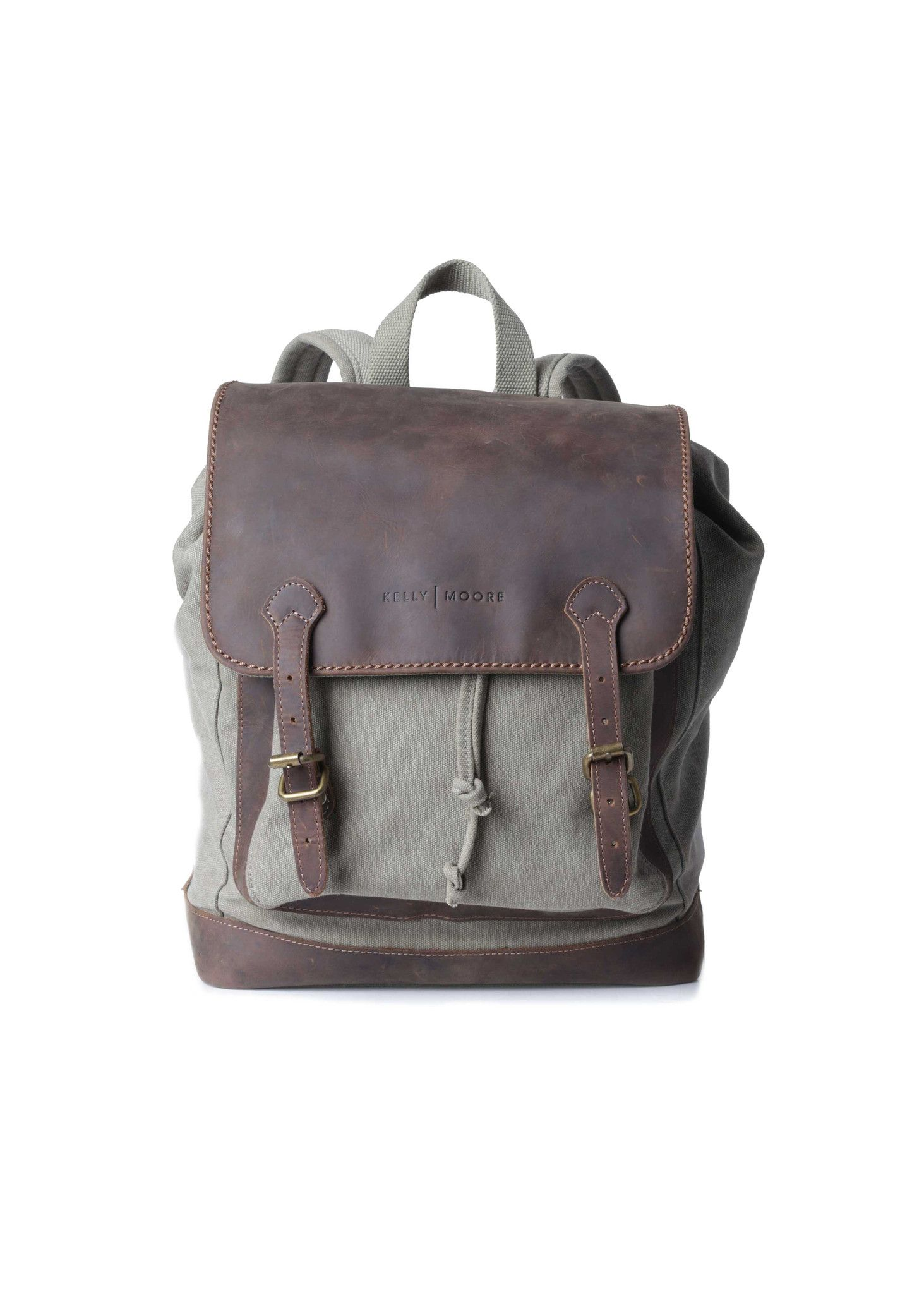 0d1003890 The Pilot 2.0 - Canvas + Full Grain Leather Backpack | Beauty ...
