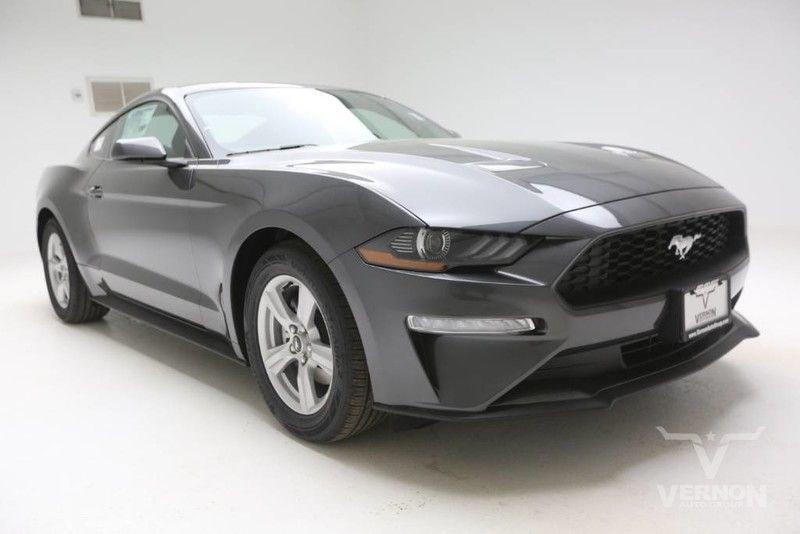New 2019 Ford Mustang Ecoboost Fastback Coupe Rwd Ford Mustang
