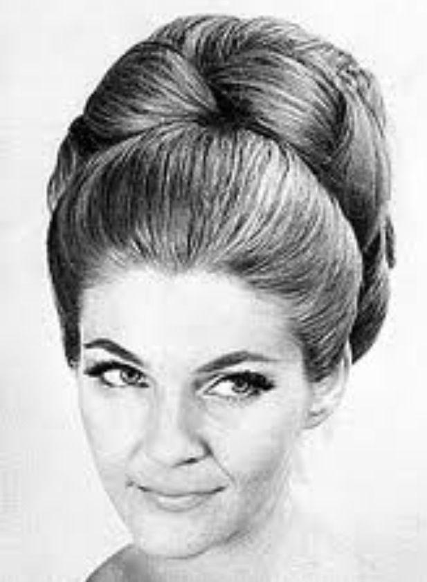 Big Hair Vintage Hairstyle Vintage Hairstyles Pinterest Hair