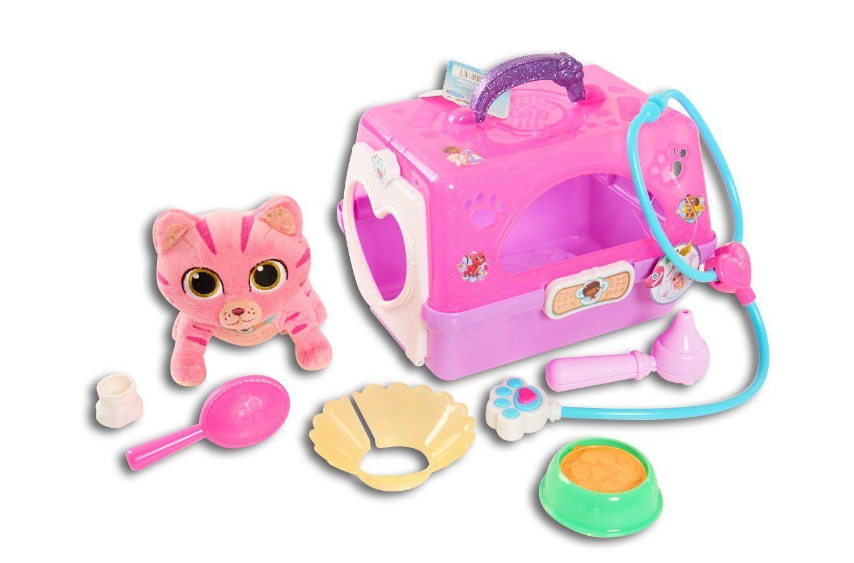Just Play Doc Mcstuffins Hospital Pet Carrier Only 10 82 Doc Mcstuffins Toys Pet Carriers Doc Mcstuffins Pet Vet