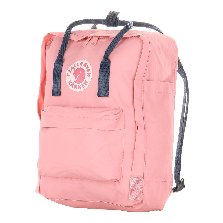 kanken rucksack pink blau