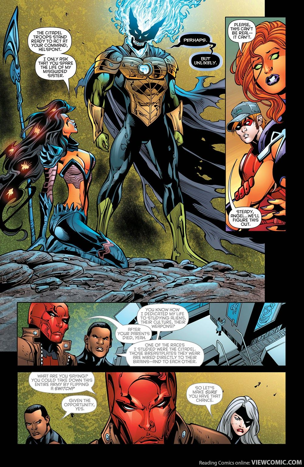 Red Hood and the Outlaws 040 (2015) ………  | View Comic | Red