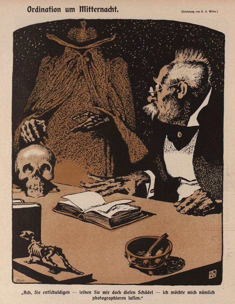 Karl Alexander Wilke   Vintage   Pinterest   Monsters