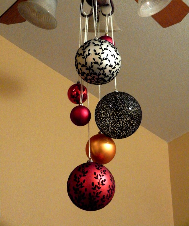 One of our family s christmas decorating ideas hang