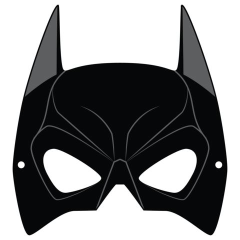 Batman Mask Template Paper Crafts Batman Mask Template Batman Mask Mask Template