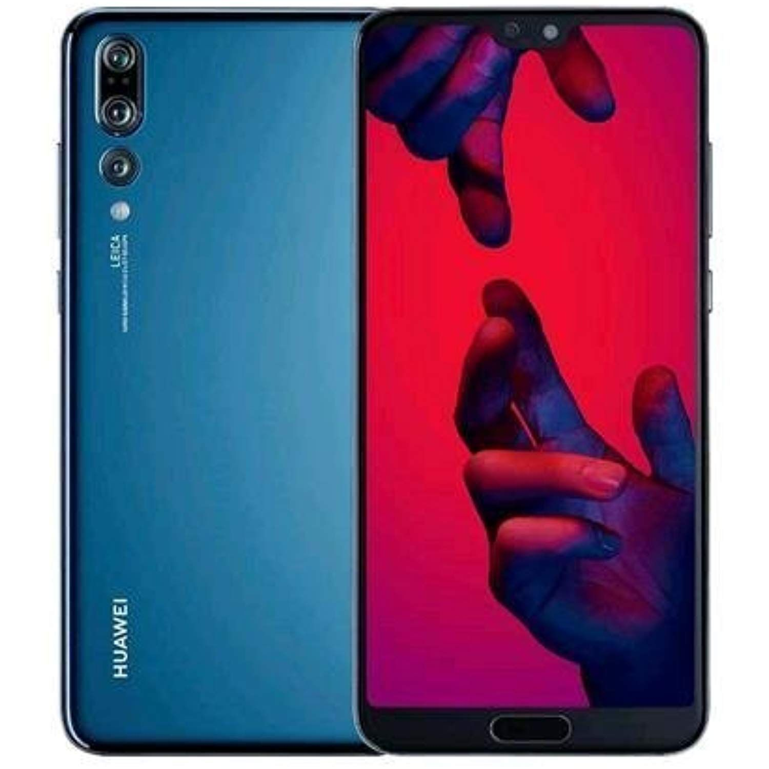 Huawei P20 Pro 128gb Single Sim Factory Unlocked 4g Lte Smartphone Midnight Blue International Version You Can Get More Details By Clicking On The 1080p