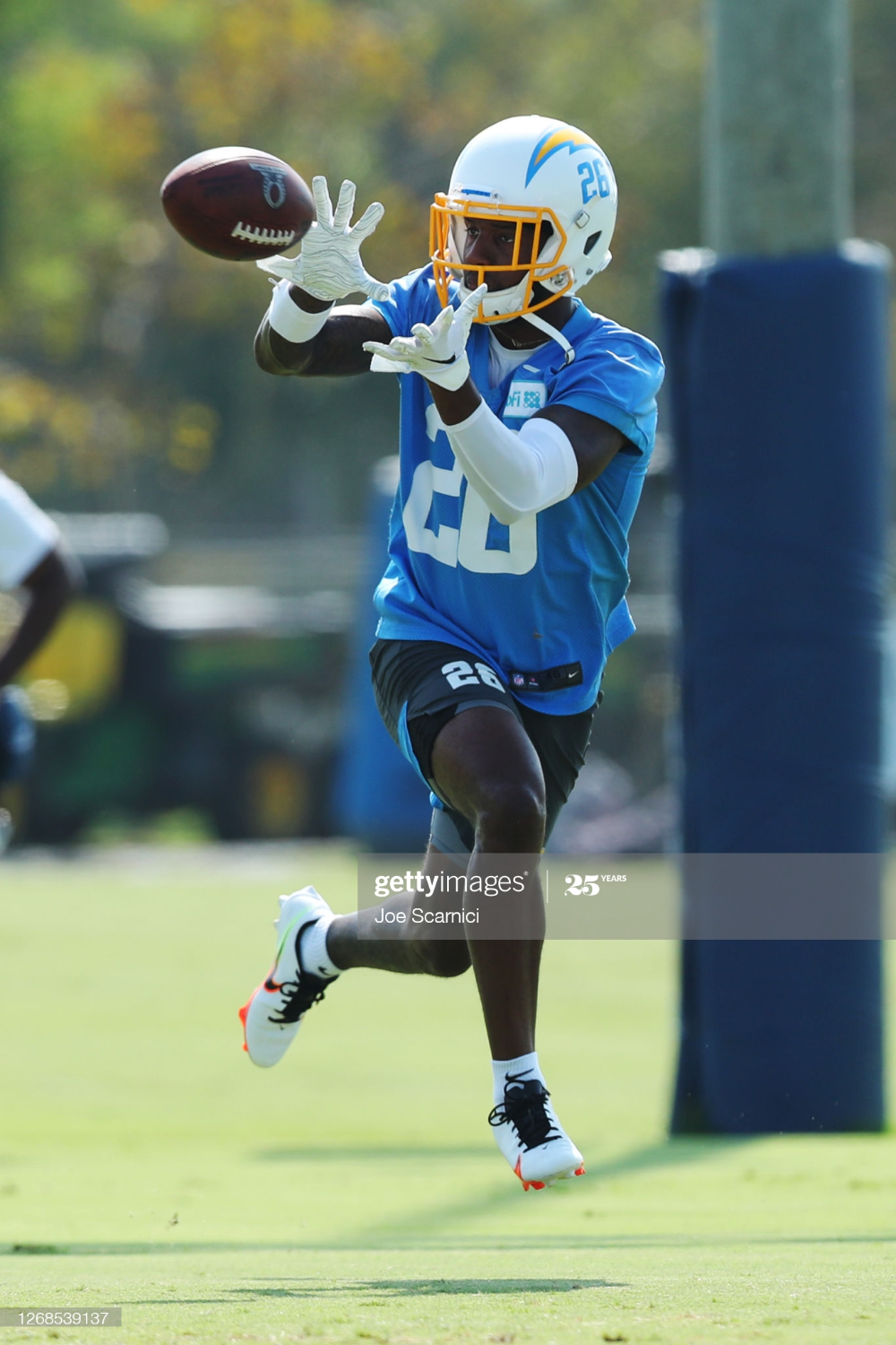 News Photo Casey Hayward Jr 26 Of The Los Angeles Chargers In 2020 Los Angeles Chargers Los Angeles Sports Complex