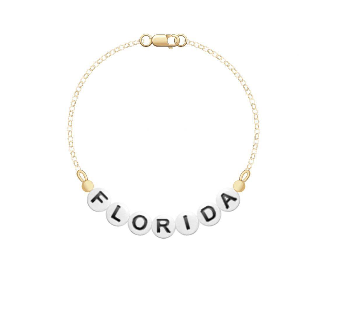 Florida bracelet