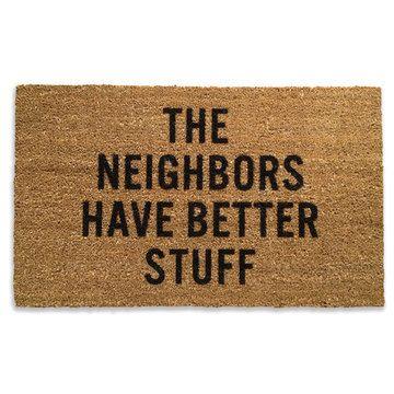 The Best Doormat Ever Home Doormat Decor Door Mat Home Security Decor