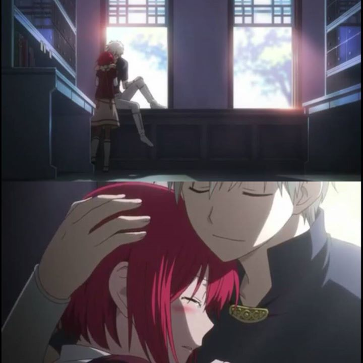 Akagami No Shirayukihime Akagami No Shirayukihime Snow White With The Red Hair Akagami No