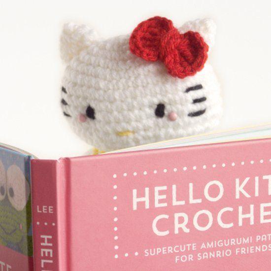 Hello Kitty Amigurumi Following The Pattern Of The Hello Kitty
