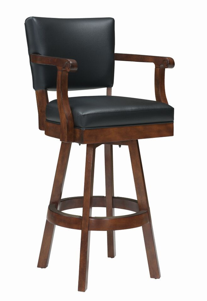 Classic Backed Bar Stool (w/arms) (With images) Bar stools