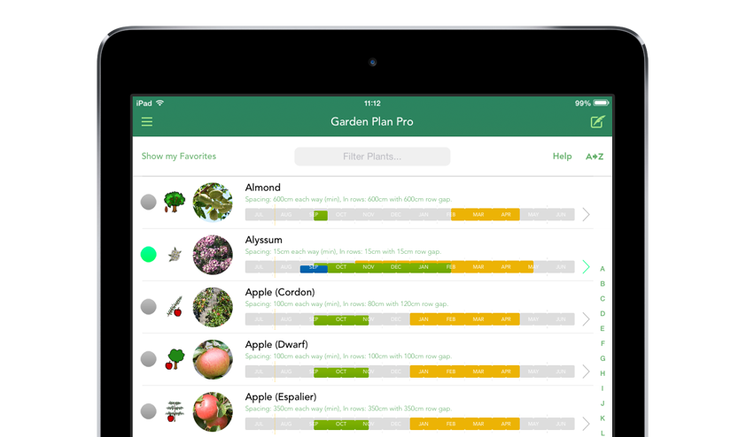 Vegetable Garden Design Apps | Vegetable garden planner ...