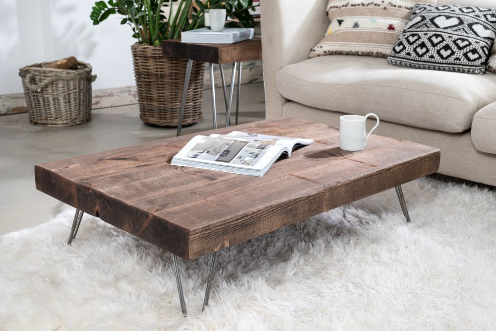 Bowes Hairpin Leg Coffee Table From 140 Coffee Table Low Coffee Table Raw Wood Coffee Table