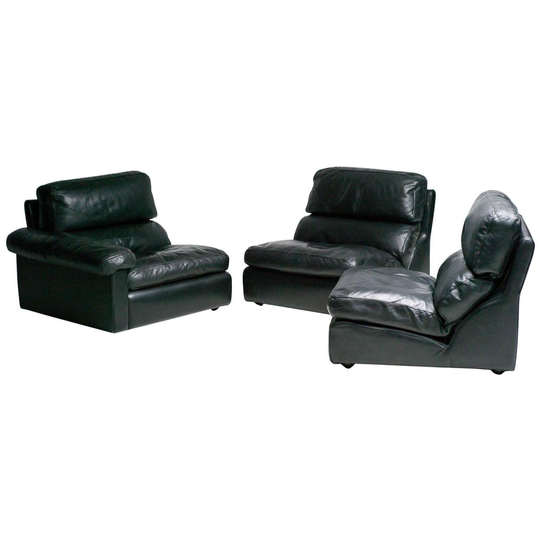 Tito Agnoli Petronio Sectional Sofa